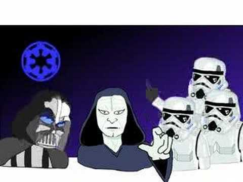 Star Wars Gangsta Generations