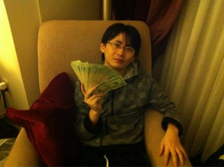 Japanese Marvel Player Takes America's Fight Money