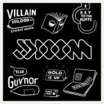 JJ DOOM Key to the Kuffs (Butter Version)